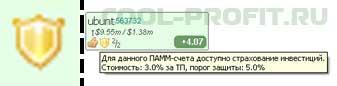 доступно страхование investflow для cool-profit.ru