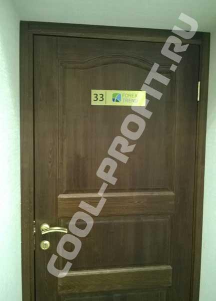 дверь в офис в представительства форекс тренд cool-profit.ru