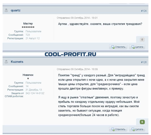 2 комментарий управляющего счетом Kuznets брокера Форекс-Тренд (cool-profit.ru)