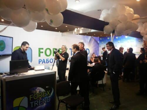 Forex Trend на Moscow Forex Expo 2014