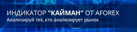 индикатор настроений рынка «Кайман»