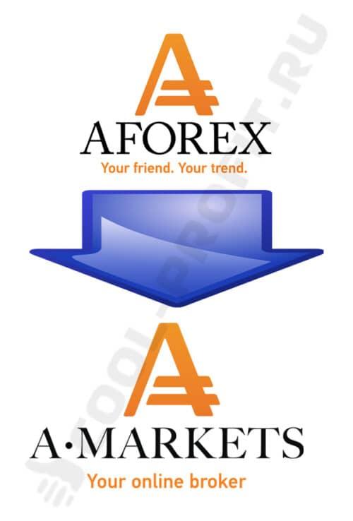 Ребрендинг брокера Афорекс в Амаркетс (cool-profit.ru)