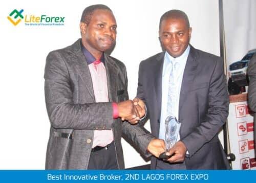 LiteForex стал лучшим брокером в сфере инноваций на 2ой выставке в Лагосе FOREX EXPO CONFERENCE AND EXHIBITIONS